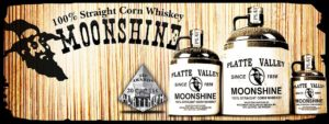 Whiskey Platte Valley Moonshine