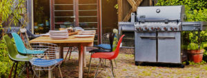 Barbecue Weber Gas Summit